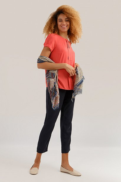 Блузка женская, Модель S19-11099, Фото №2