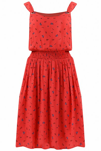 Платье женское, Модель S19-32039, Фото №7