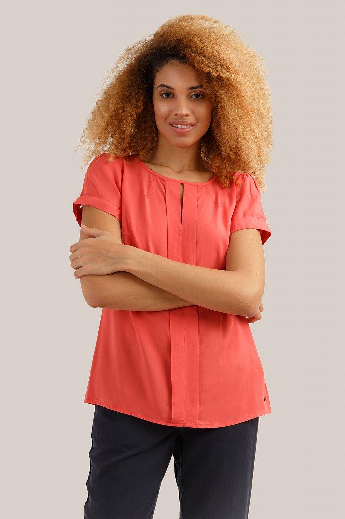 Блузка женская, Модель S19-11099, Фото №1