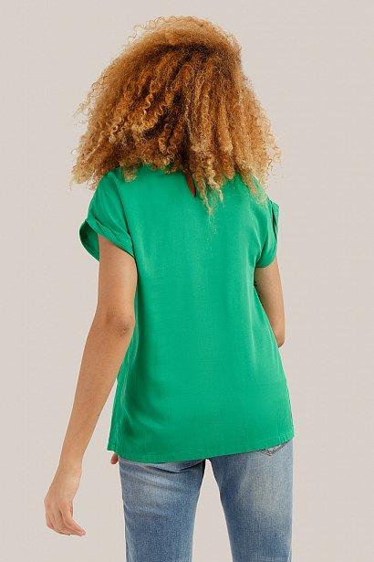 Блузка женская, Модель S19-14009, Фото №4