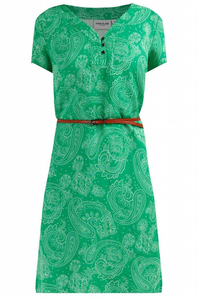 Платье женское, Модель S19-12087, Фото №6