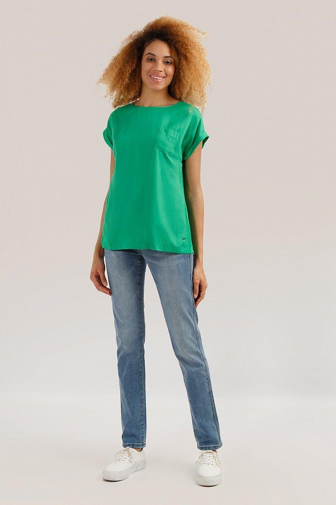 Блузка женская, Модель S19-14009, Фото №2