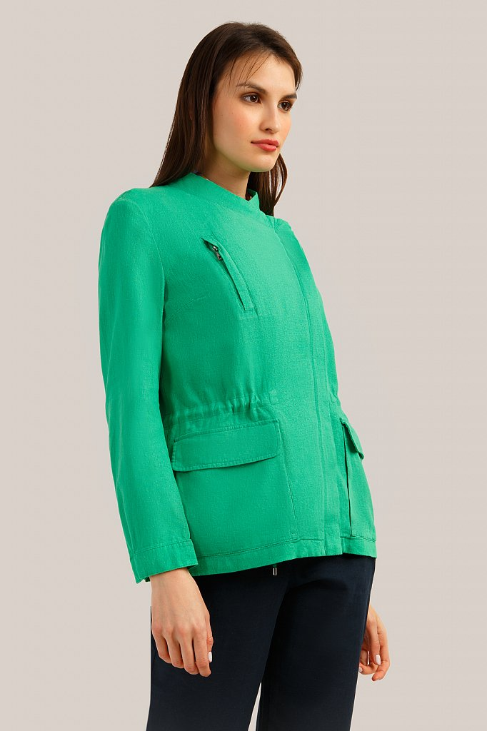 Куртка женская, Модель S19-140114, Фото №3