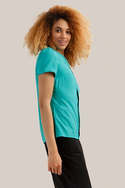 Блузка женская, Модель S19-11099, Фото №3