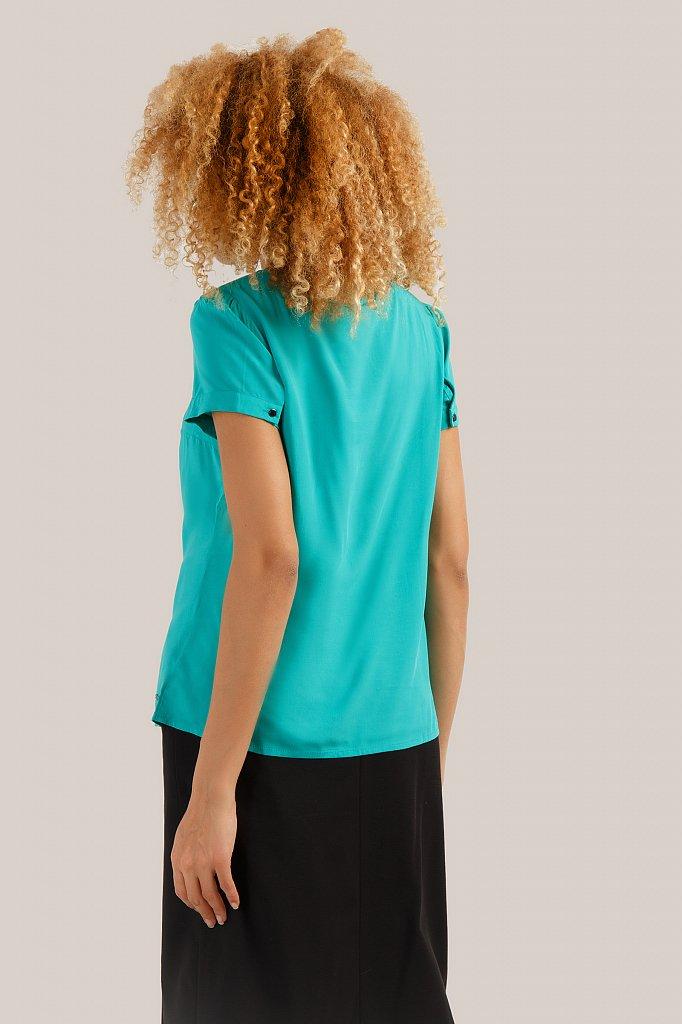 Блузка женская, Модель S19-11099, Фото №4