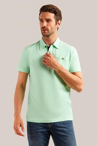 Верхняя сорочка мужская, Модель S19-22033, Фото №1
