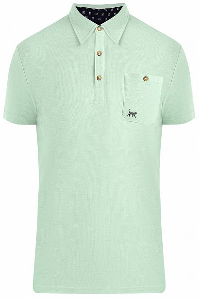 Верхняя сорочка мужская, Модель S19-22033, Фото №6