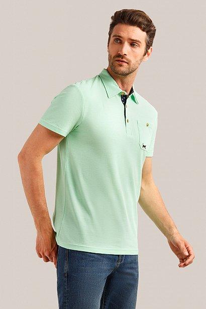 Верхняя сорочка мужская, Модель S19-22033, Фото №3