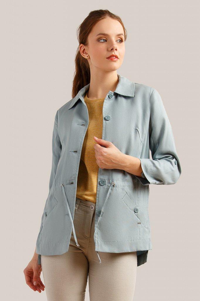 Куртка женская, Модель S19-12012, Фото №1