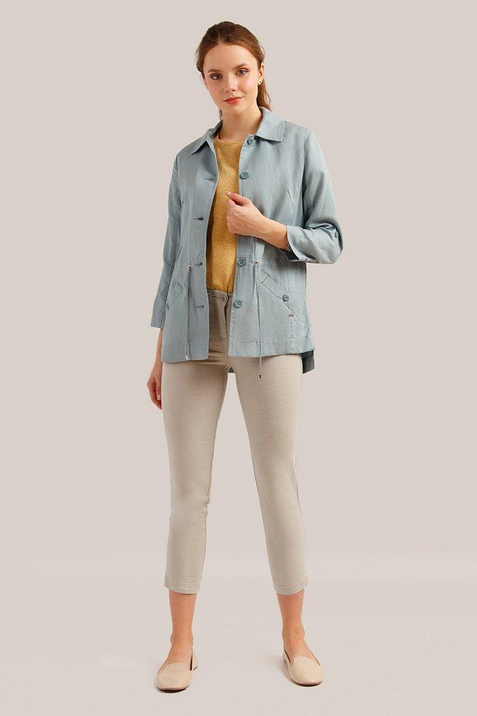 Куртка женская, Модель S19-12012, Фото №2