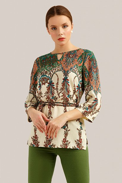 Блузка женская, Модель S19-12078, Фото №3