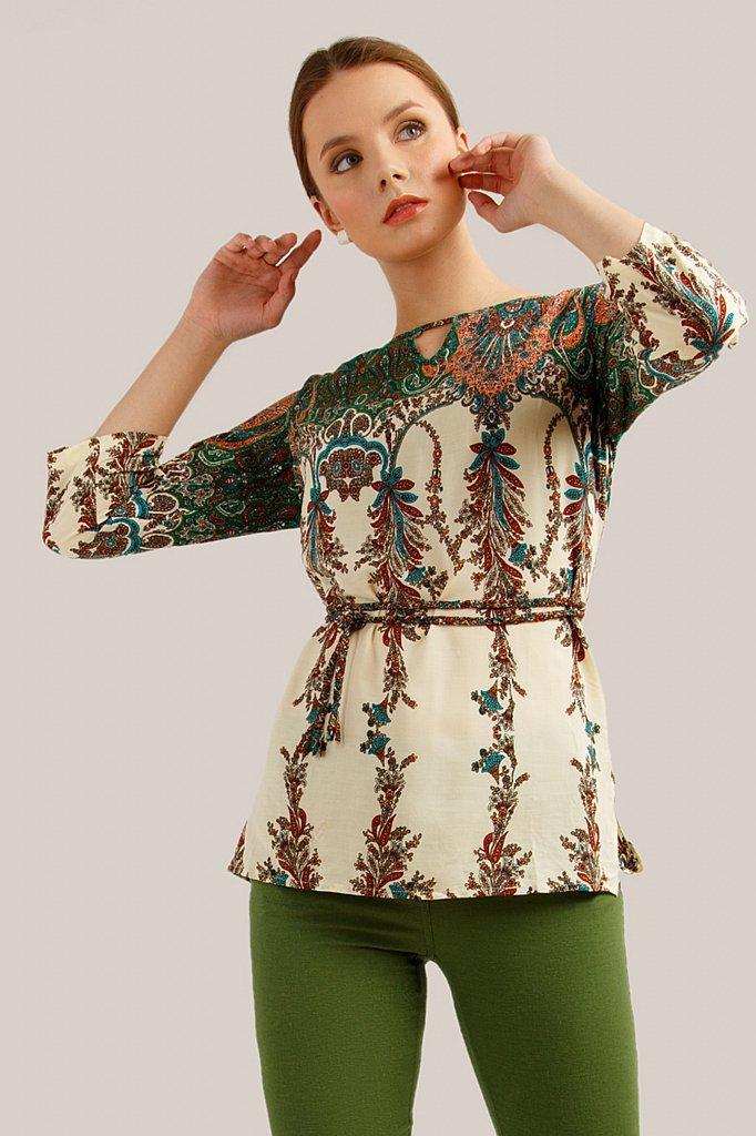 Блузка женская, Модель S19-12078, Фото №1