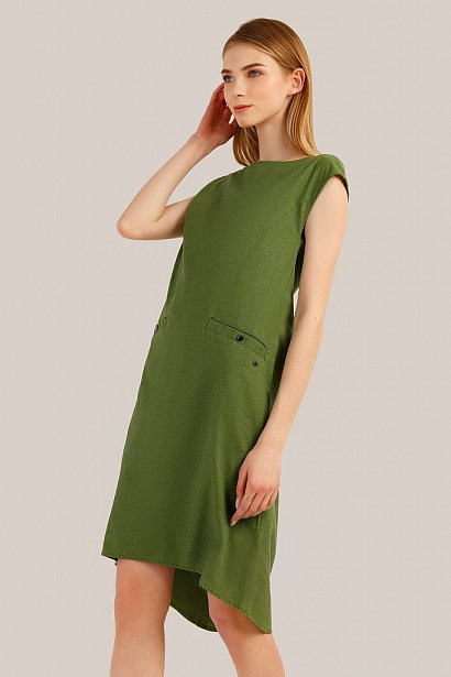 Платье женское, Модель S19-11004, Фото №3