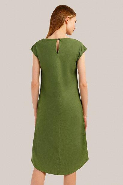 Платье женское, Модель S19-11004, Фото №4