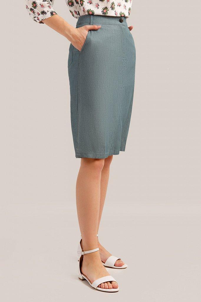 Юбка женская, Модель S19-11081, Фото №3