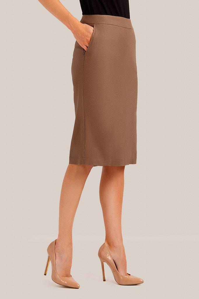 Юбка женская, Модель S19-14053, Фото №3