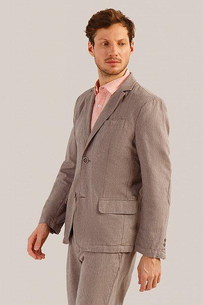 Пиджак мужской, Модель S19-21033, Фото №3