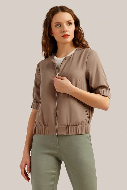 Куртка женская, Модель S19-32044, Фото №1