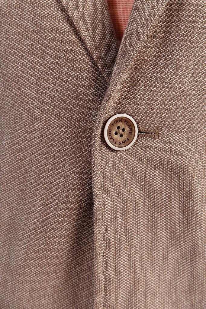 Пиджак мужской, Модель S19-21033, Фото №5