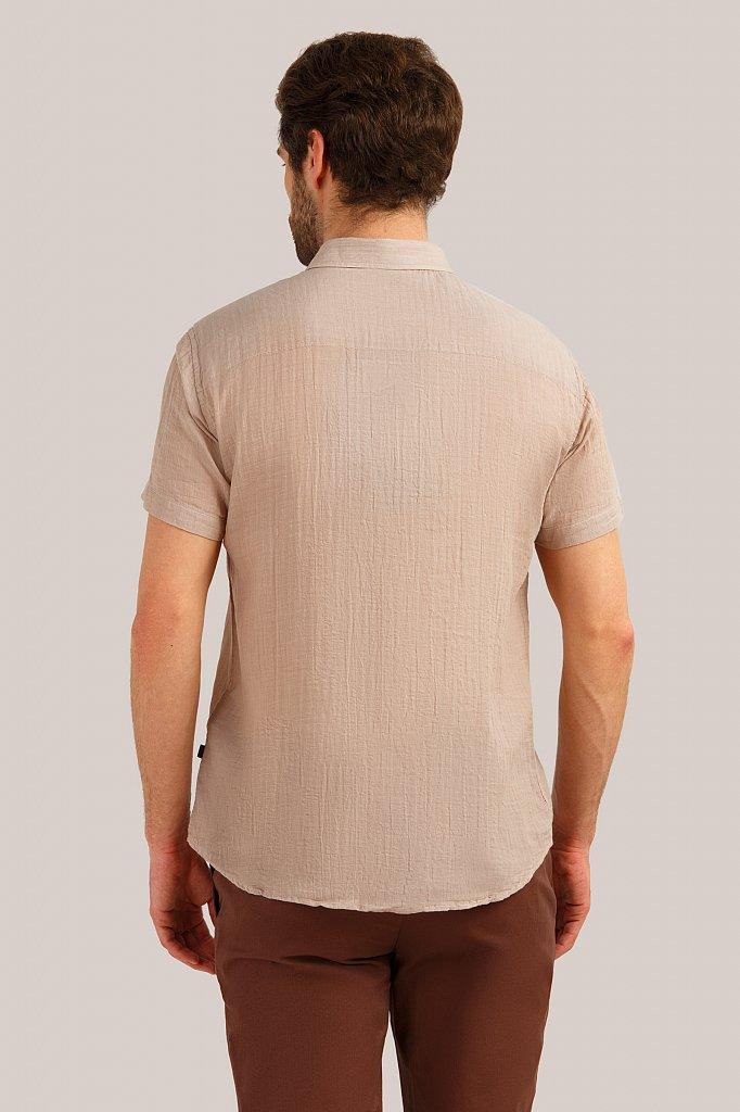 Рубашка мужская, Модель S19-24017, Фото №4