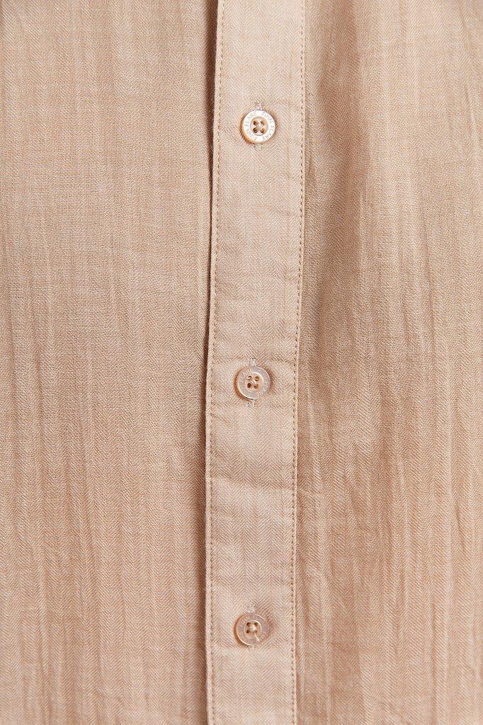 Рубашка мужская, Модель S19-24017, Фото №5