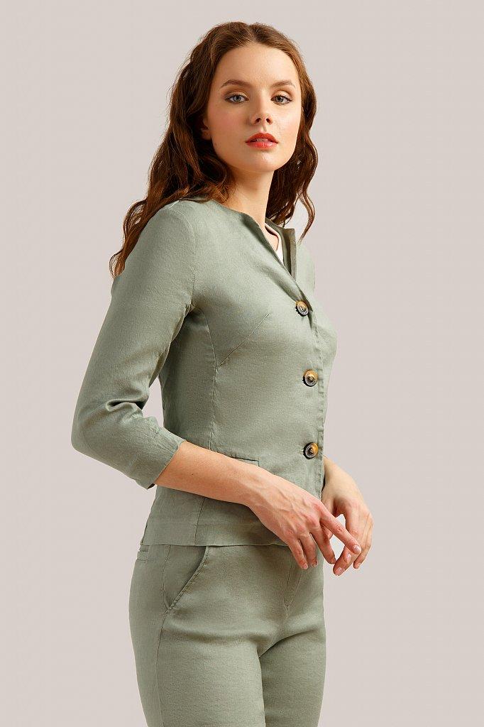 Жакет женский, Модель S19-110127, Фото №1
