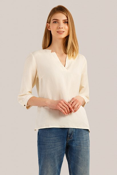 Блузка женская, Модель S19-11028, Фото №1