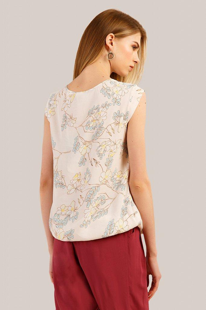 Блузка женская, Модель S19-11088, Фото №4