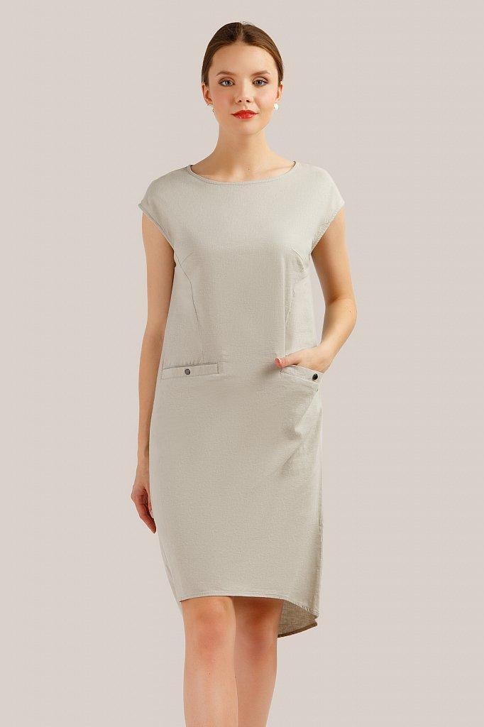 Платье женское, Модель S19-11004, Фото №1