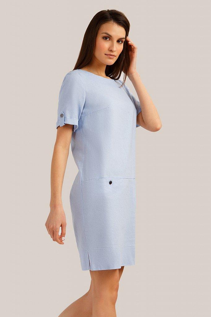 Платье женское, Модель S19-12075, Фото №3