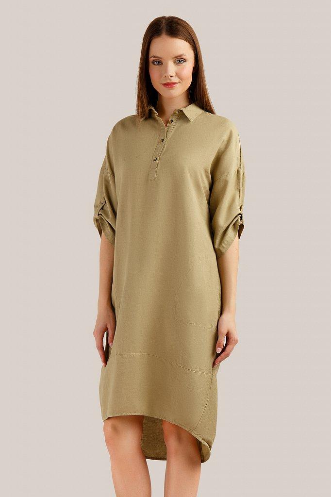 Платье женское, Модель S19-12083, Фото №1