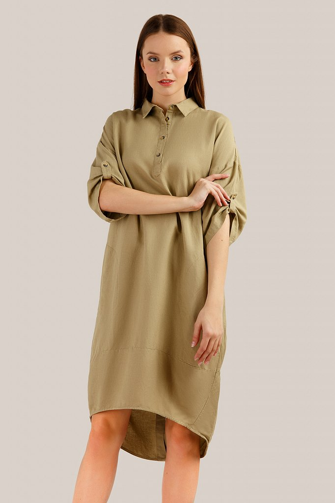 Платье женское, Модель S19-12083, Фото №3
