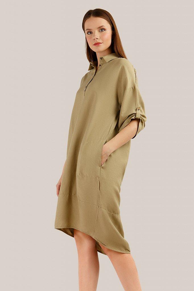 Платье женское, Модель S19-12083, Фото №4