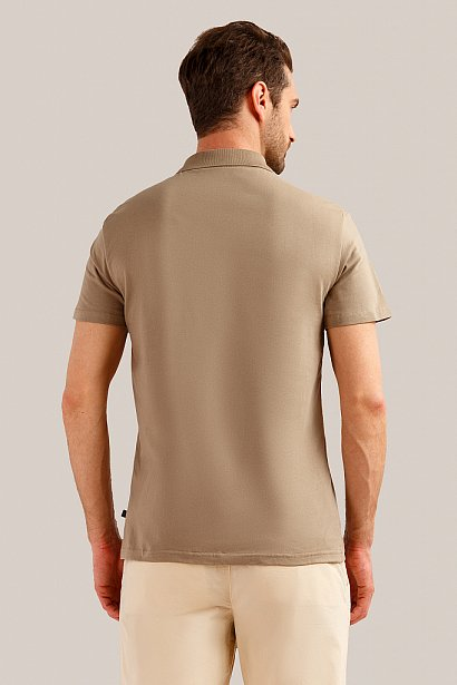 Верхняя сорочка мужская, Модель S19-21036, Фото №4