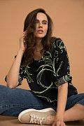Блузка женская, Модель S20-14039, Фото №1