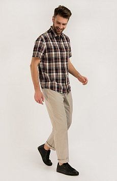 Верхняя сорочка мужская, Модель S20-22017, Фото №2