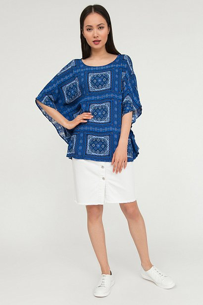 Блузка женская, Модель S20-12006, Фото №2