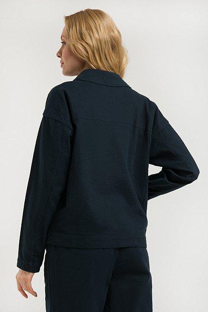 Куртка женская, Модель S20-12057, Фото №4