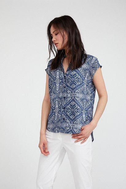 Блузка женская, Модель S20-12081, Фото №3