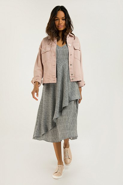 Платье женское, Модель S20-14044, Фото №2
