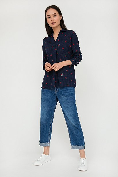 Блузка женская, Модель S20-32063, Фото №2