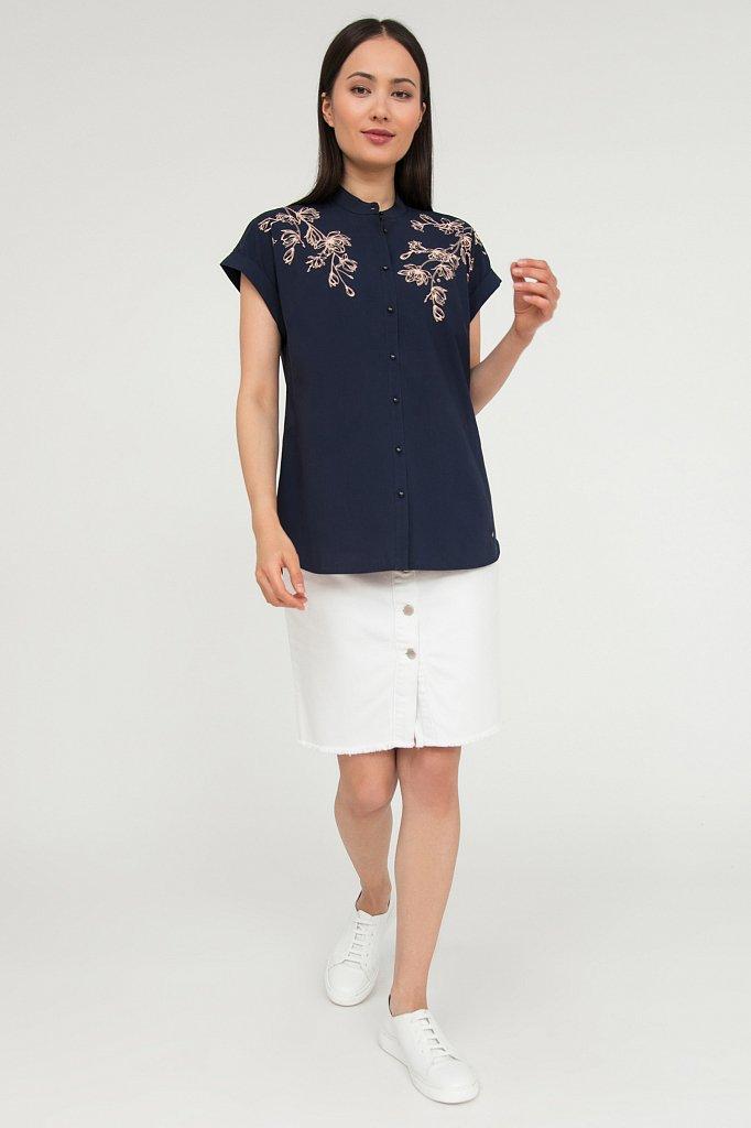 Блузка женская, Модель S20-12036, Фото №2