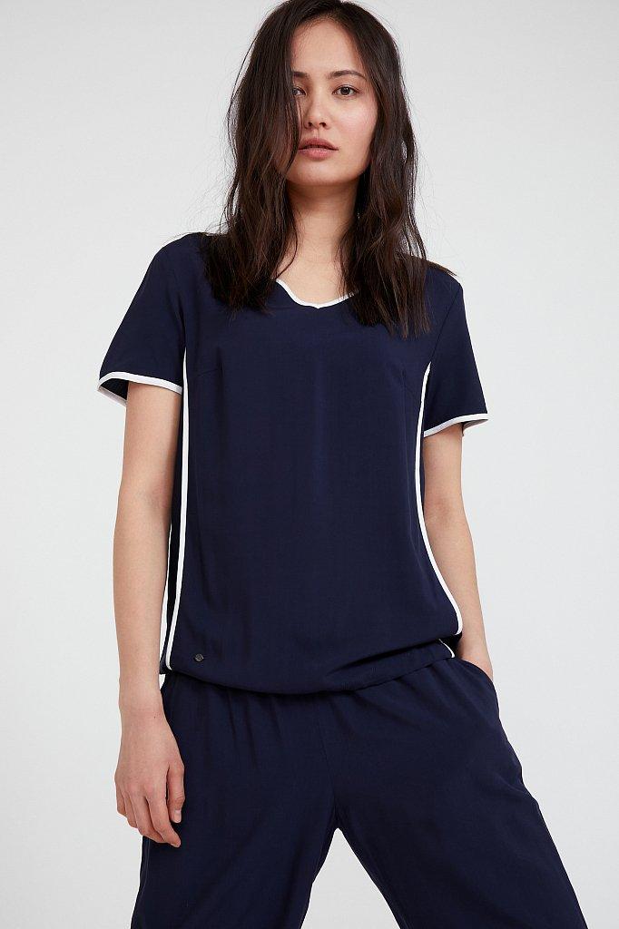 Блузка женская, Модель S20-12053, Фото №1