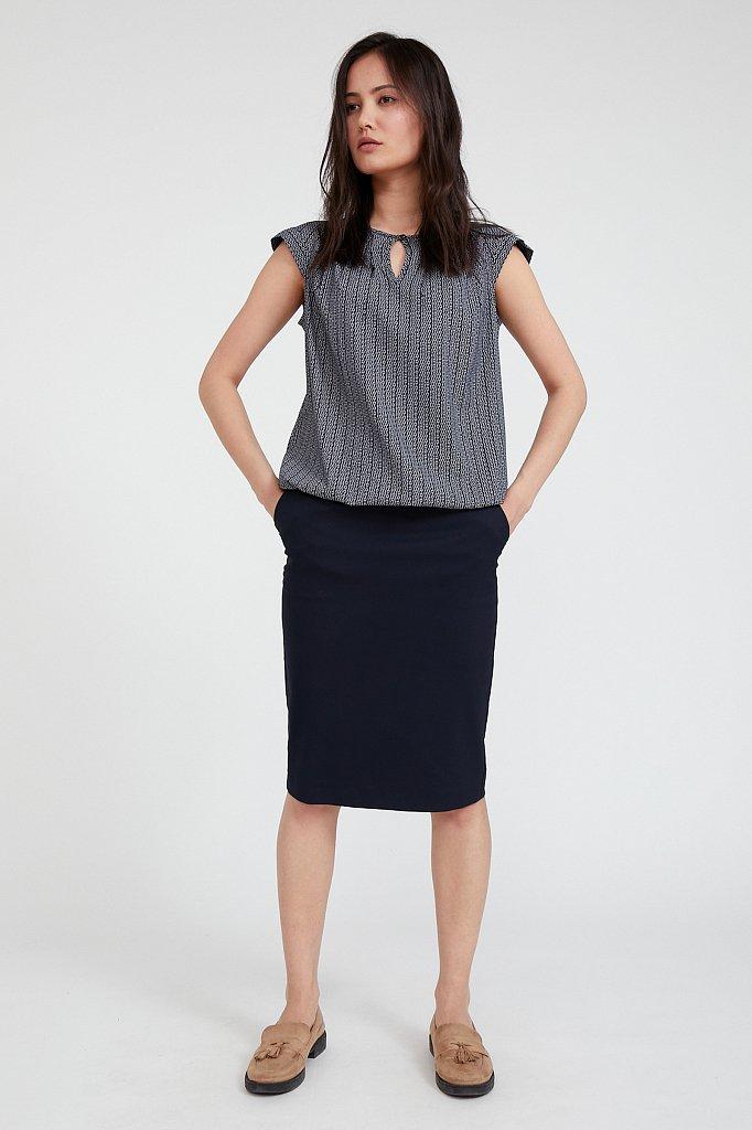 Блузка женская, Модель S20-12077, Фото №2