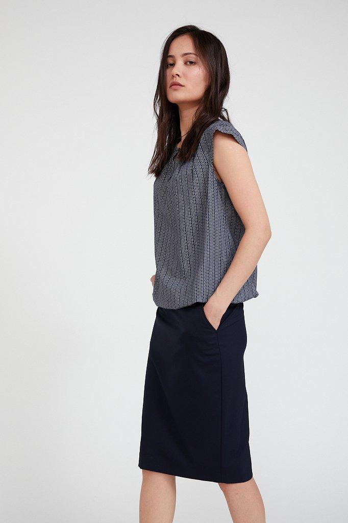 Блузка женская, Модель S20-12077, Фото №3