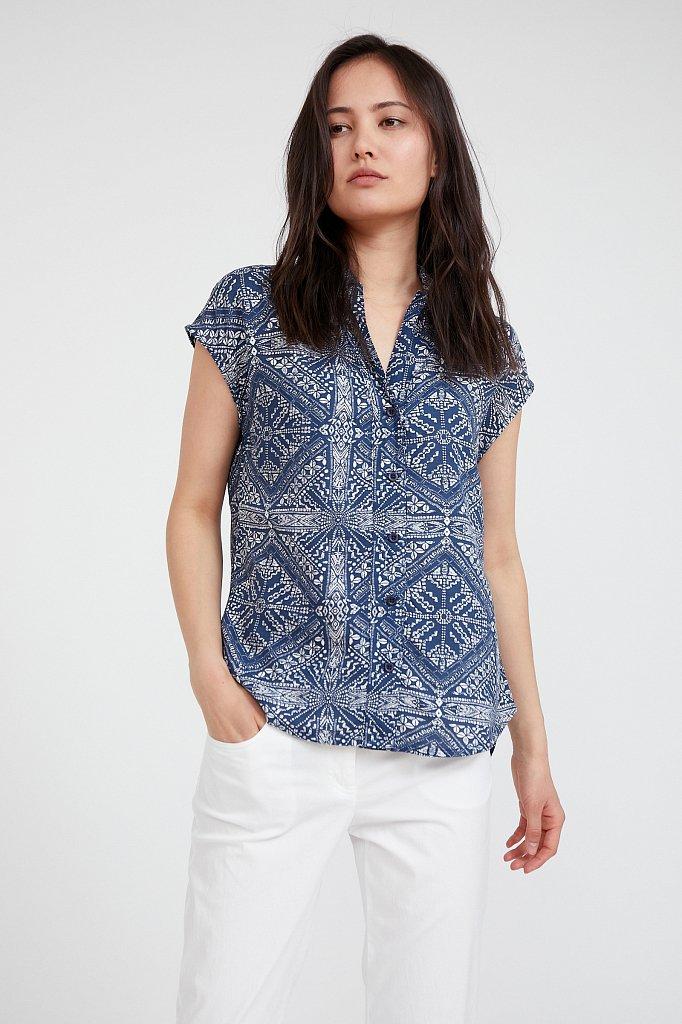 Блузка женская, Модель S20-12081, Фото №1