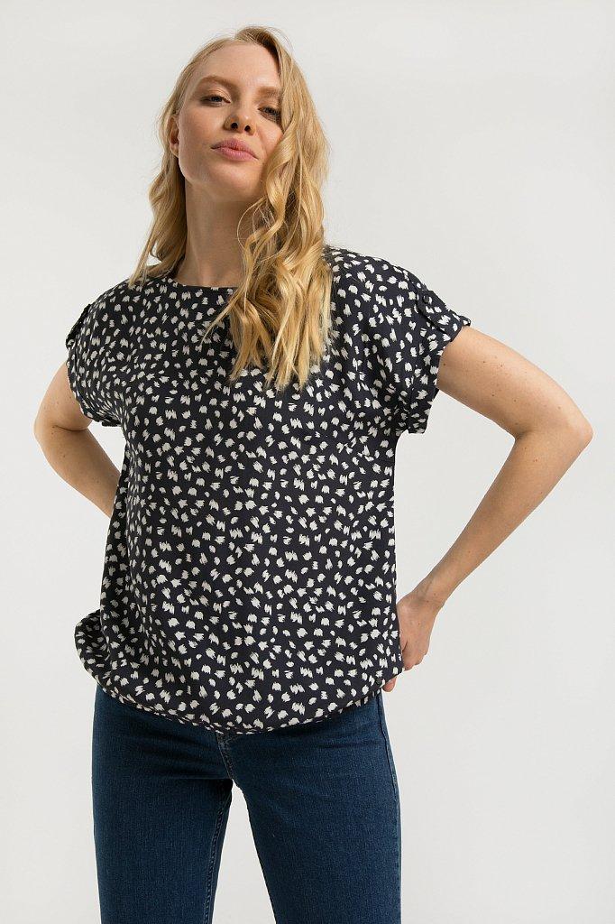 Блузка женская, Модель S20-12087, Фото №1