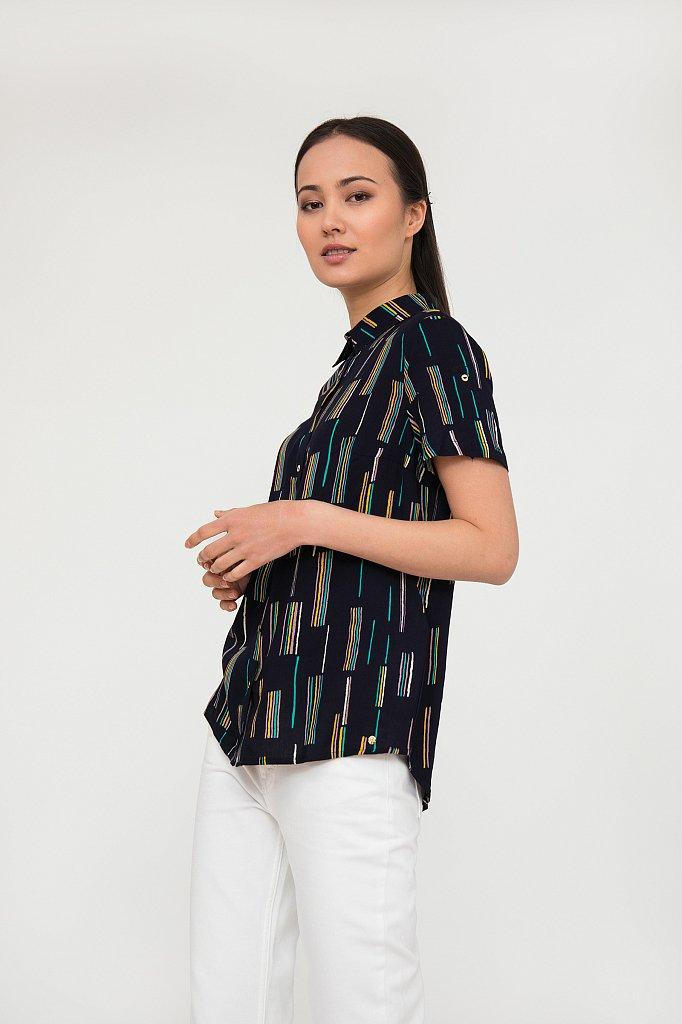 Блузка женская, Модель S20-140107, Фото №3