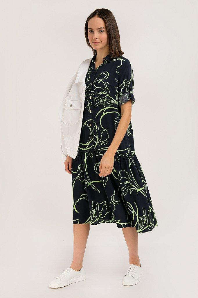Платье женское, Модель S20-14037, Фото №3