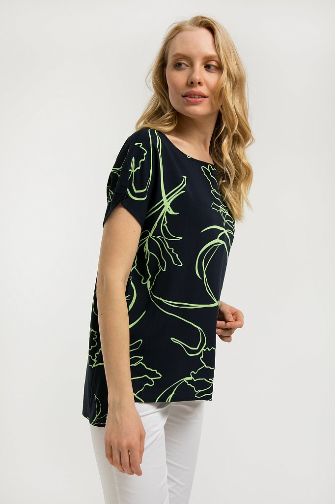 Блузка женская, Модель S20-14038, Фото №3